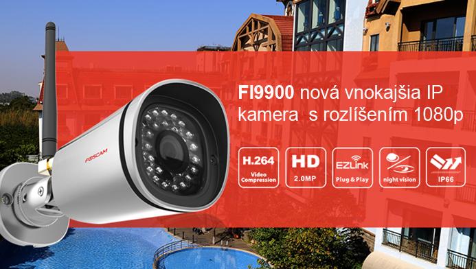 Kamera Foscam FI9900P